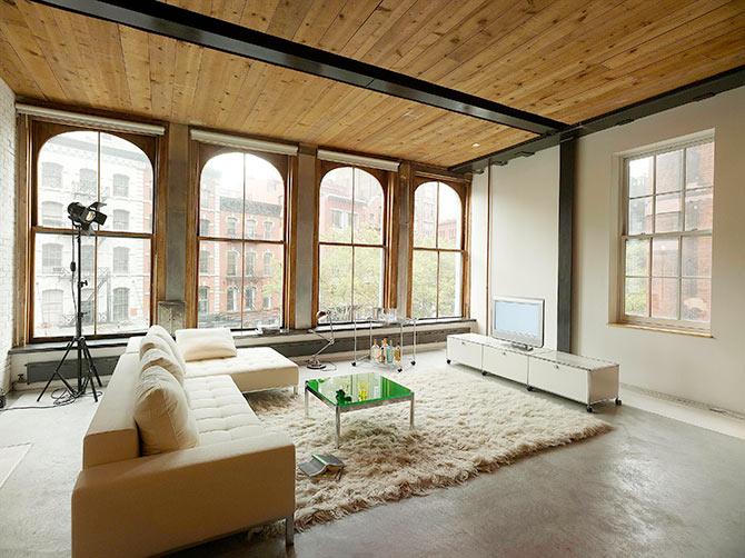 industrial interior design neutrals