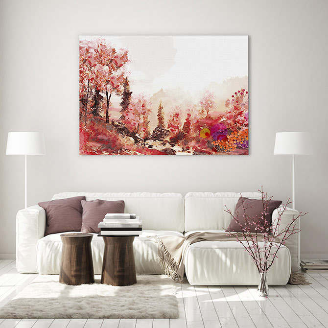 watercolour art for your home