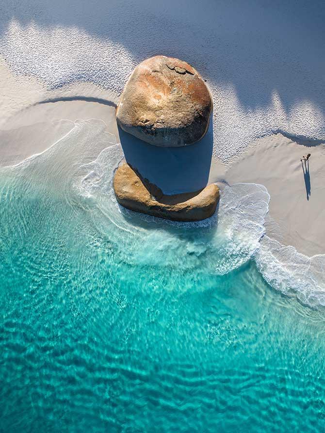 海洋无人机摄影