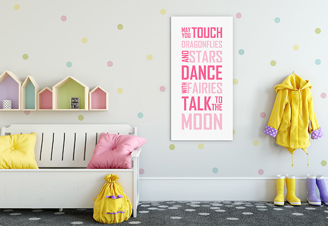 inspirational quotes for kids rooms