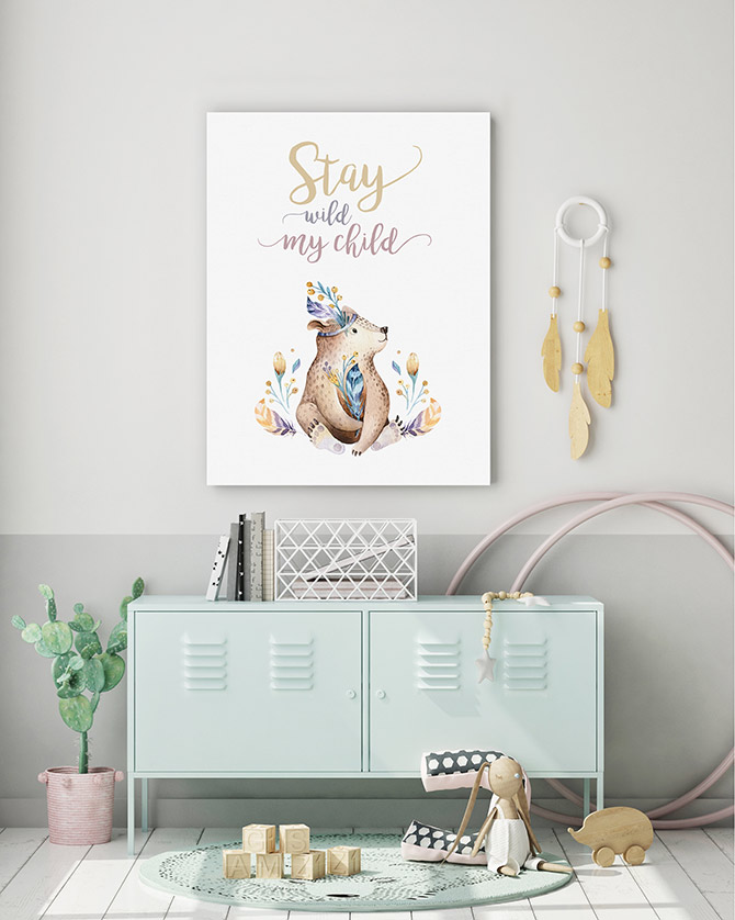 inspirational quotes for kids for your decor