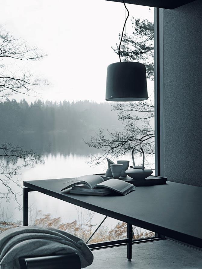 nordic style apartment