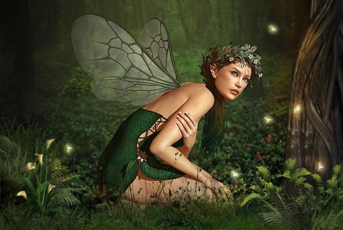 mythological and fantasy artwork