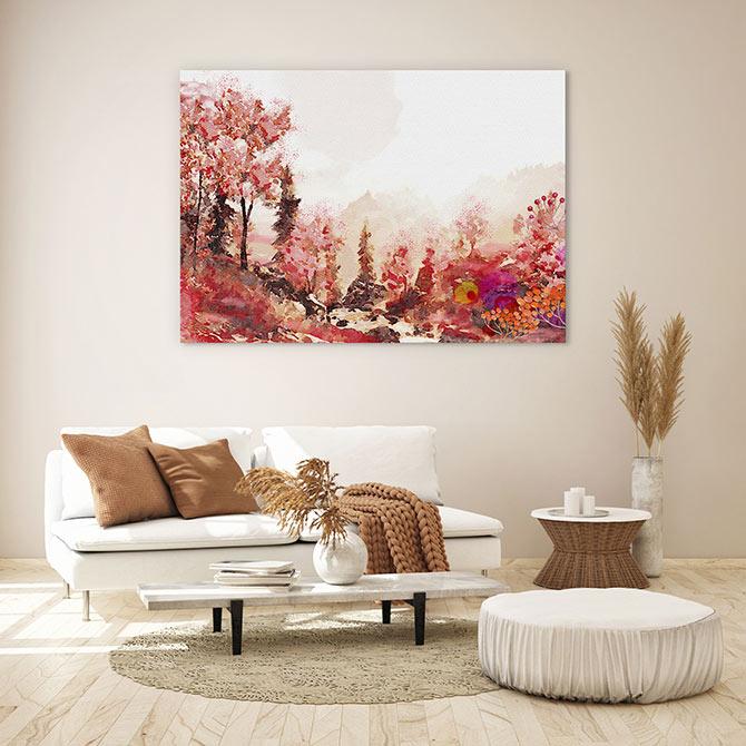 autumn decor and design