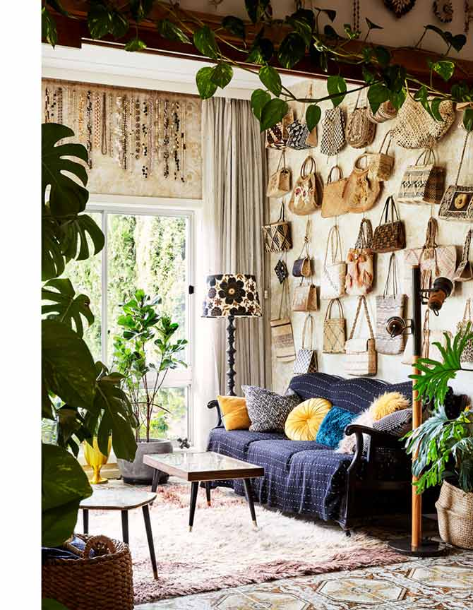 quirky decor and design