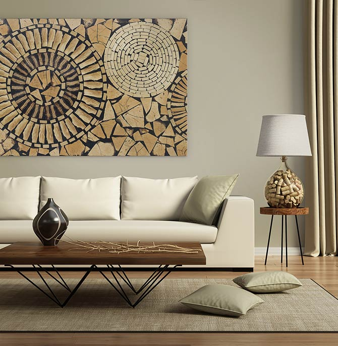sustainable decor and design