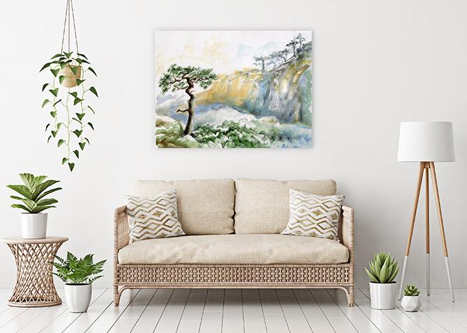 handy home decor ideas on a budget