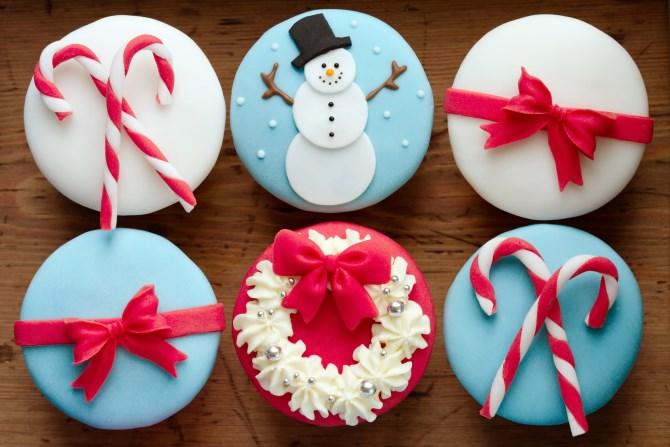 Christmas decorating ideas - food