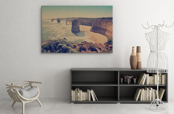 风景摄影师理查德史密斯以其熟练的构图技巧而闻名。