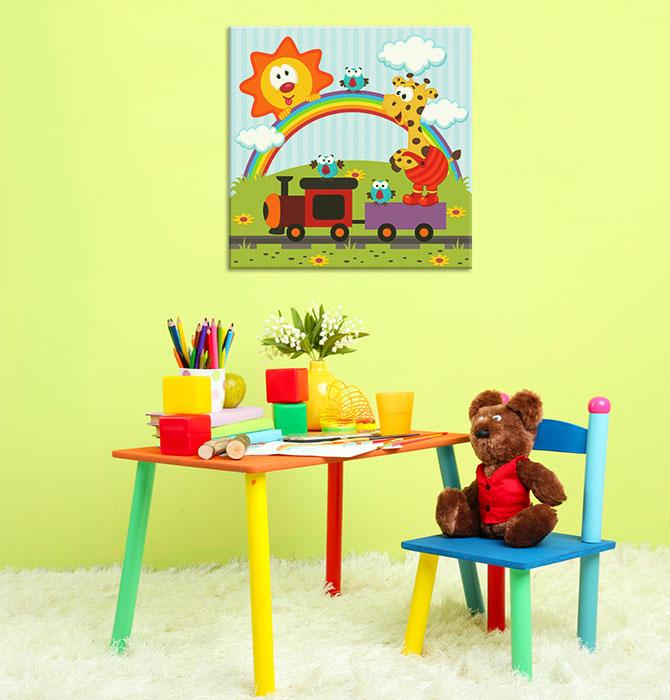 Gender Flipping Nursery Room Ideas Wall Art Prints
