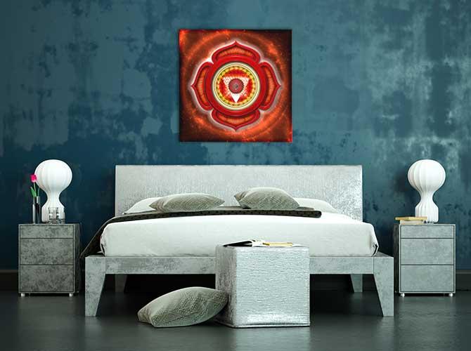 Bedroom Decoration Ideas -Tantric Spiritual