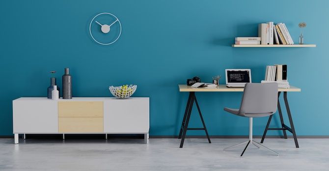 Design Inspiration - Zen Office