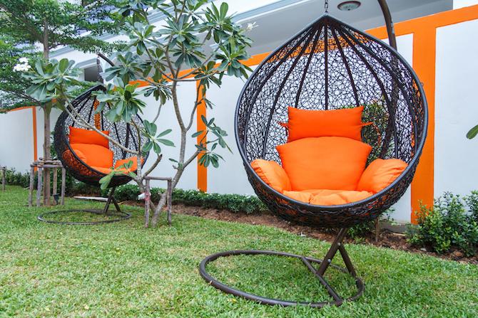 Design Inspiration - Hanging Swing