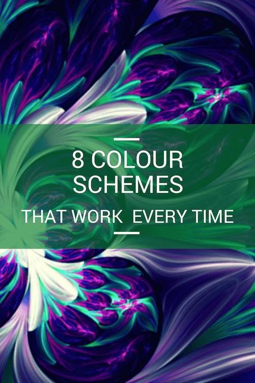 8 Colour Schemes That Work Every Time