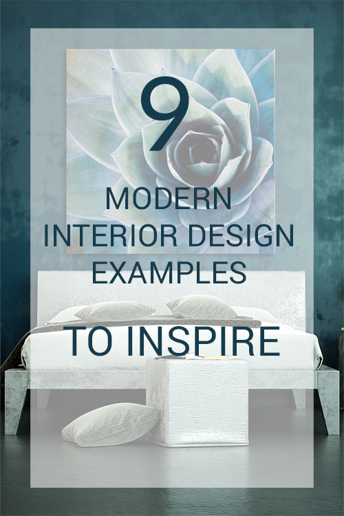 9 Modern Interior Design Examples To Inspire
