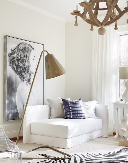 Contemporary art wall | Interior Design Ideas. |Wall Art Collection Interior Design