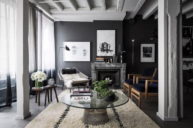 Modern Interior Design - Maison Hand & 9 Modern Interior Design Examples   Wall Art Prints