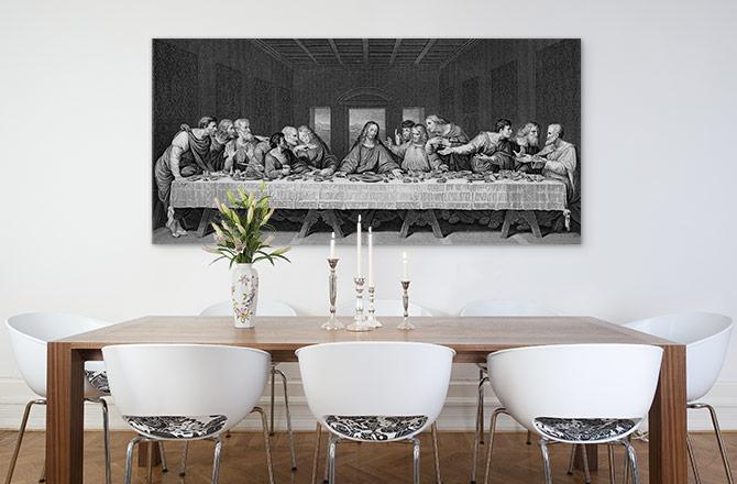 美术馆 - 最后的晚餐