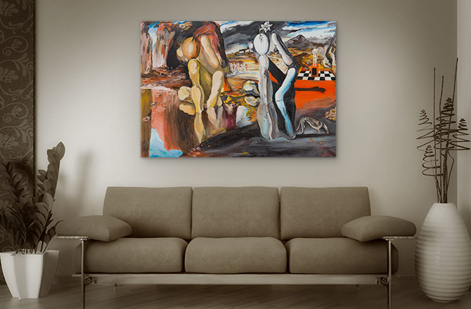 Art Museum - Dali