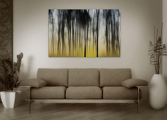 Minimalist Art - Dawn