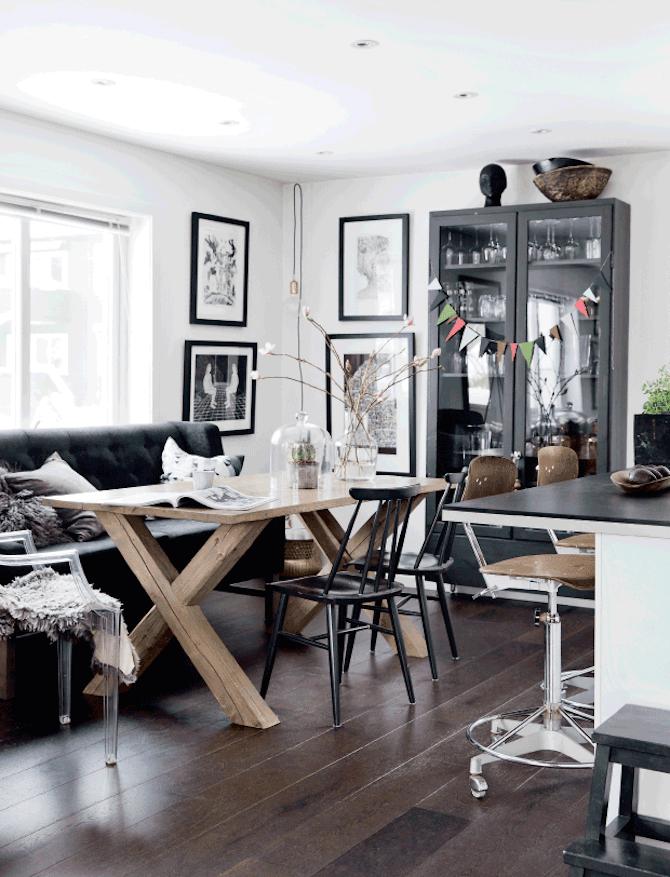 Living Room Ideas - Monochrome