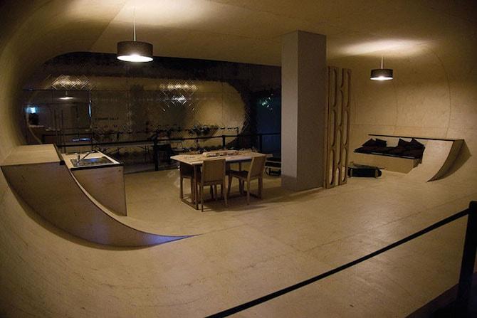 Living Room Ideas - Skate