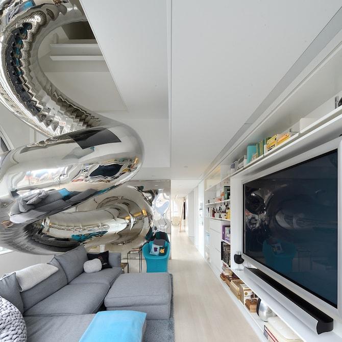 Living Room Ideas - Contemporary