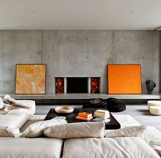 Living Room Ideas - Zen