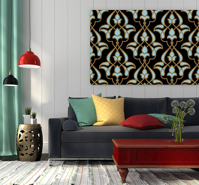 Living Room Ideas - Multicultural