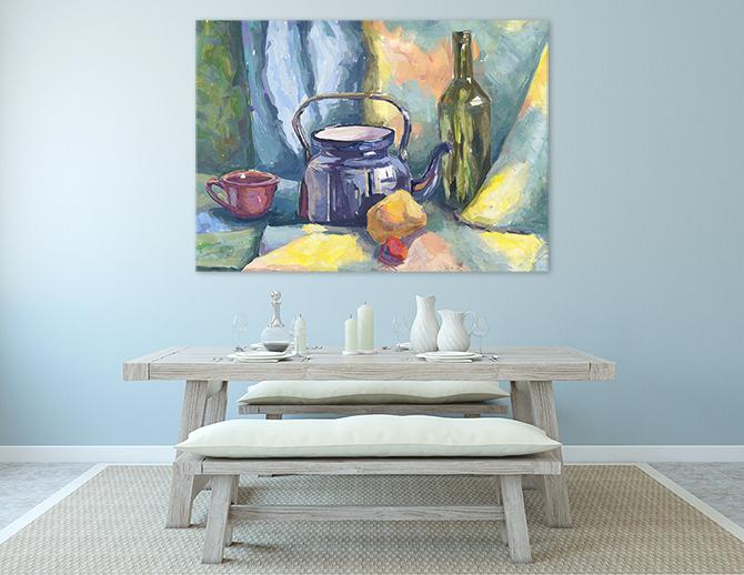 Famous Art - Cezanne