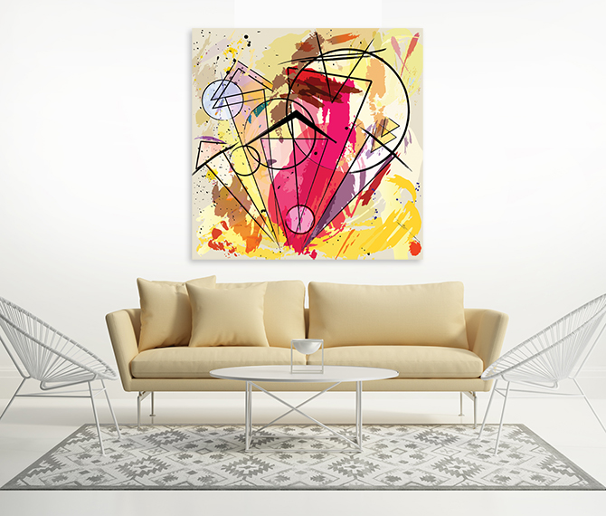 Famous Art - Kandinsky