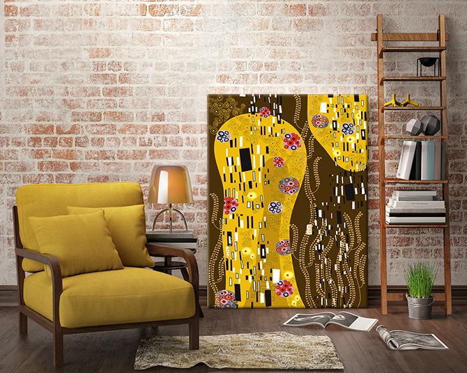 Famous Art - Klimt