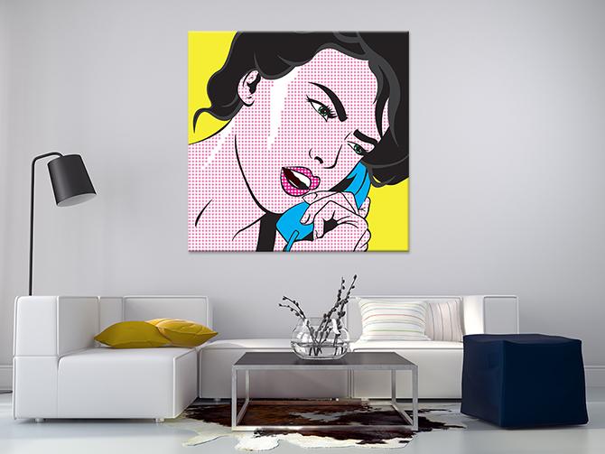 Famous Art - Lichtenstein