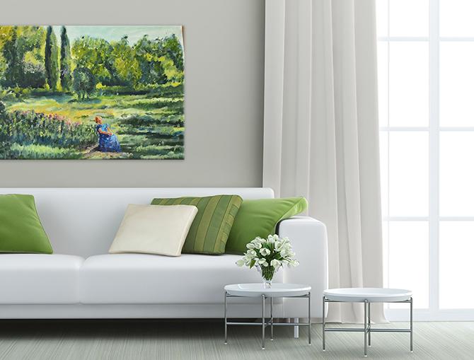 Famous Art - Monet