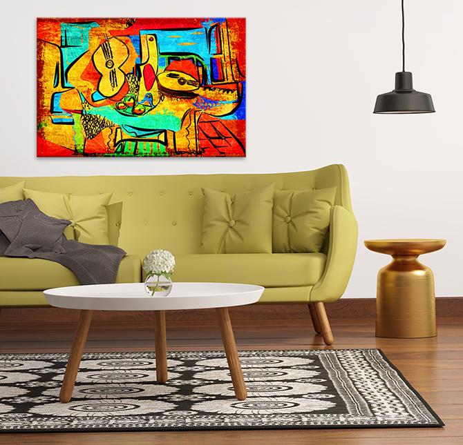 Famous Art - Picasso