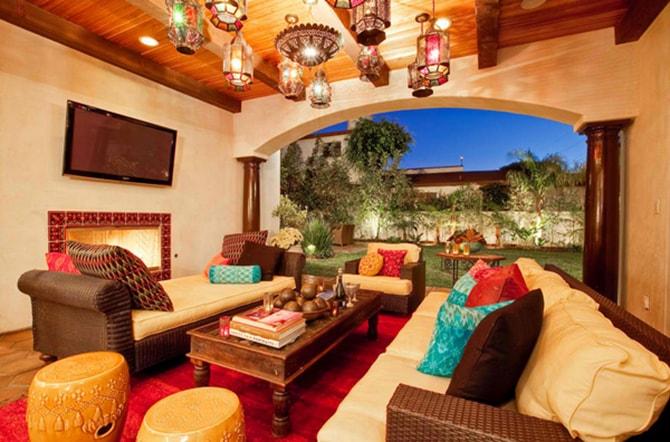 Interior Design Styles - Moroccan