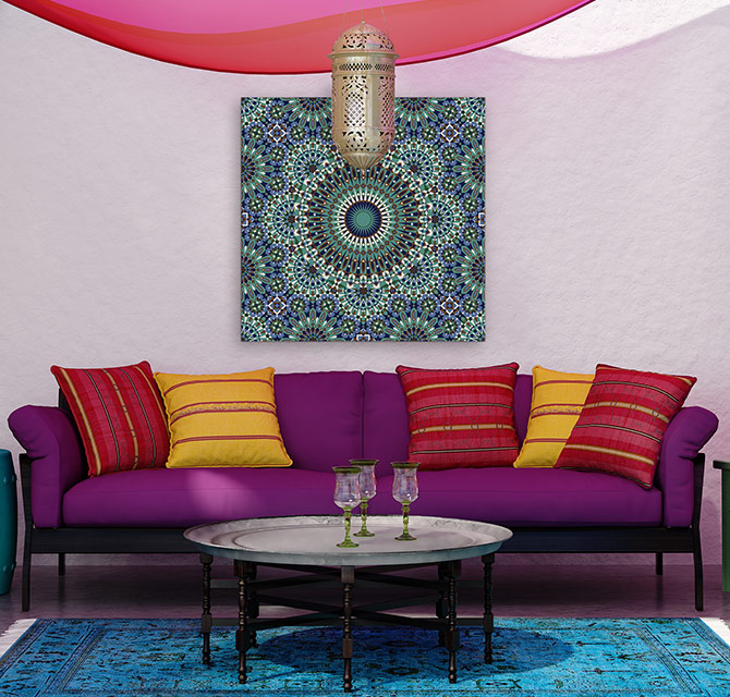 Interior Design Styles - Boho