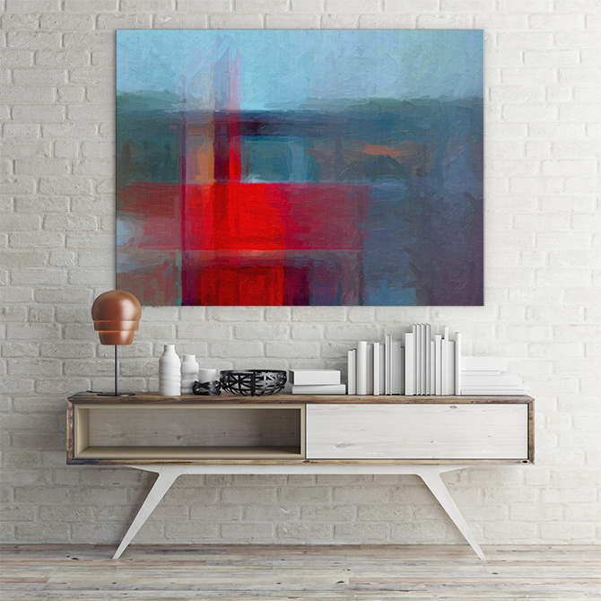 Different Types Of Art - Contemporary