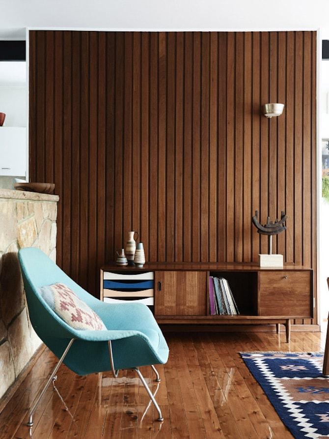 Interior Design Styles - Mid Century