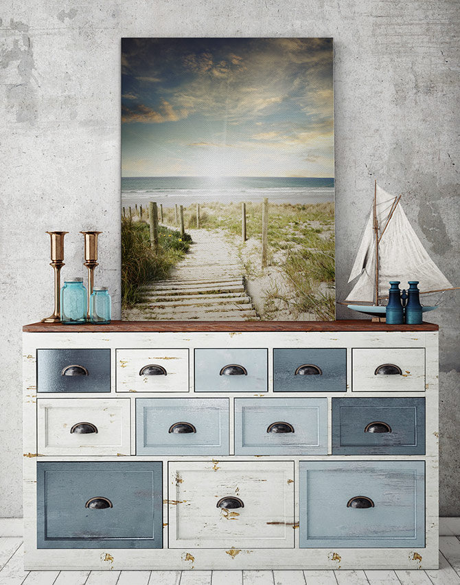 Interior Design Styles - Nautical