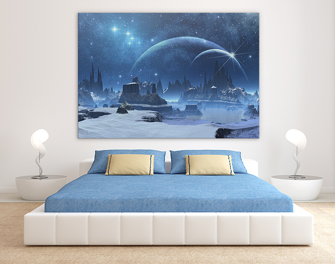 Different Types Of Art - Sci Fi