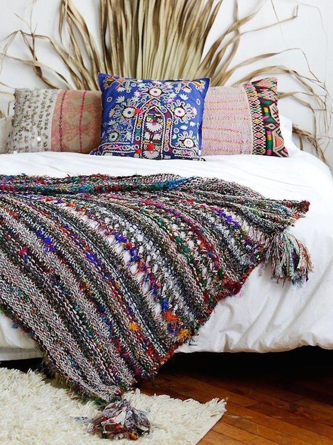 Bedroom Design Ideas - Boho Beauty