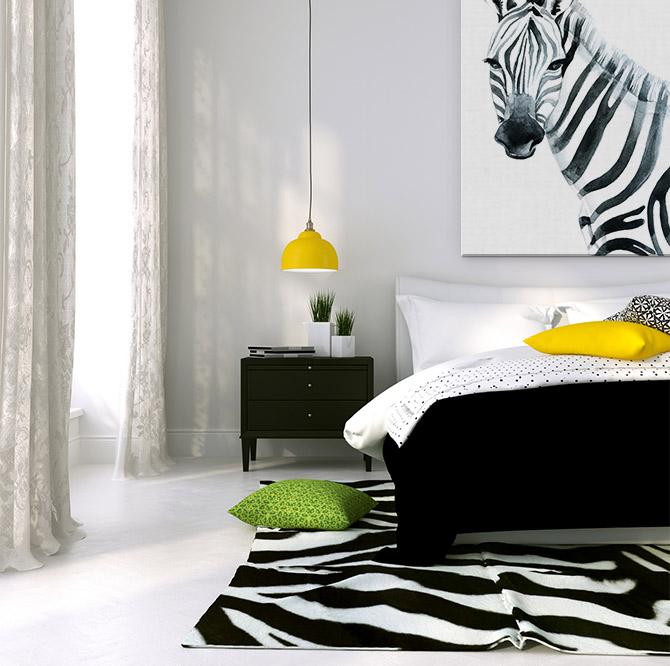 Bedroom Design Ideas - Go Wild