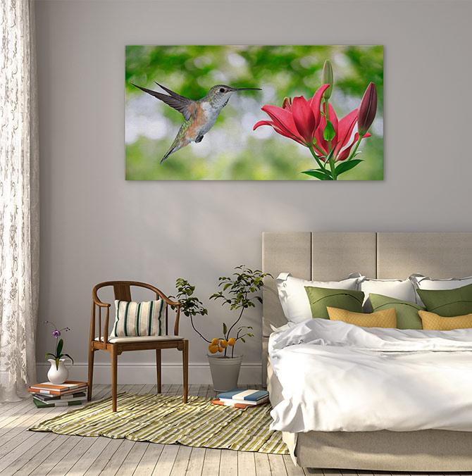 16 Dreamy Bedroom Design Ideas Wall Art Prints