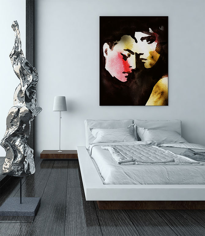 Reclaim Your Space 14 Cool Art Ideas Wall Art Prints