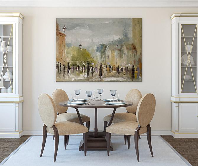 Dining Room Interior Design Trends
