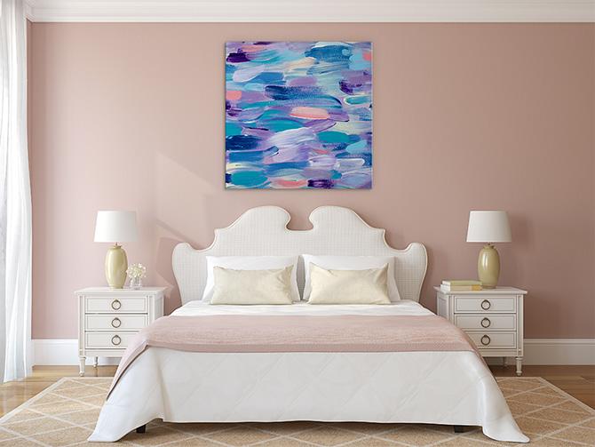 Interior Design Trends Rose Quartz And Serenity colours