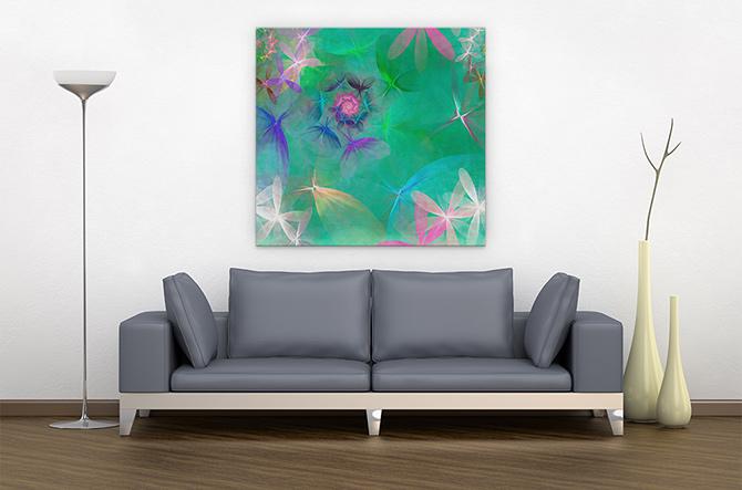 Digital Art - She Shed - Spin