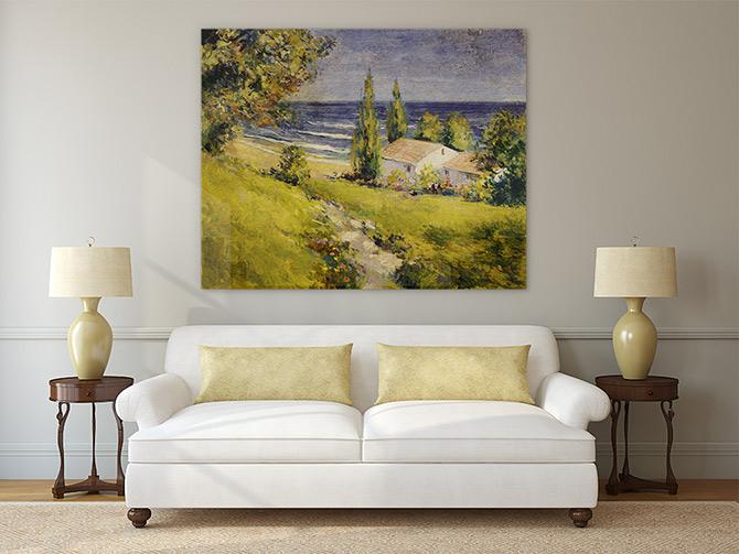 Sisley - Impressionist Artists