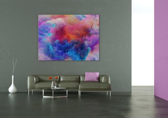 Digital Art - Smokey - Unfolding